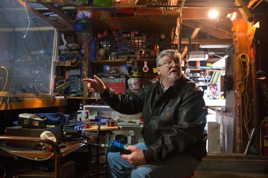 Star trek un physicien veut cr er un warp drive dans for Ouvrir un commerce dans son garage