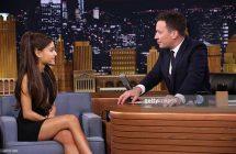 The Tonight Show: Ariana Grande imite parfaitement Celine Dion