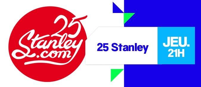 25stanley: une nouvelle émission web sportive à Musique Plus