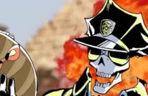 Inferno Cop: la série du studio Trigger (Kill la Kill) sur Crunchyroll