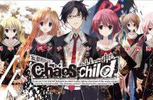 Chaos;Child: la cinématique d'ouverture du jeux vidéo 5pb dévoilée