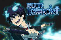 Blue Exorcist: France 4 va diffuser la série animée japonaise