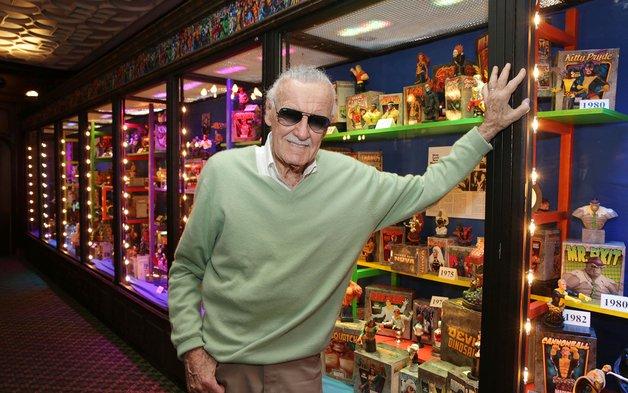 Lucky Man: Stan Lee travail sur une série pour Sky1