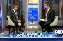 Fox and Friends: l'ancien pilote de Barack Obama a vu un OVNI (vidéo)