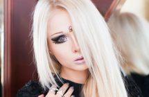 Valeria Lukyanova n'aime pas le surnom de Barbie humaine