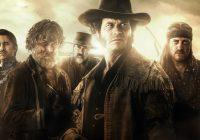 Texas Rising (2015) : western historique