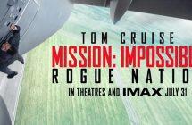 Mission: Impossible – Rogue Nation ou quand le Cruise control maintient l'erre d'aller sur la bonne voie!