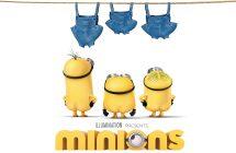 Minions ou comment des créatures de couleur banane provoquent des soupirs qui se comptent par minions!