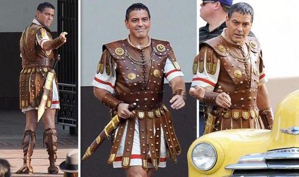 Ave Cesar ! George Clooney