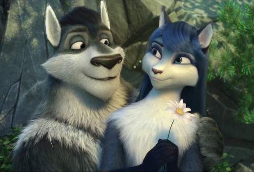 Sheep and Wolves: une nouveau teaser pour le film d'animation Russe