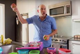 Format familial: Antoine Vézina est exaspéré par les lunchs…