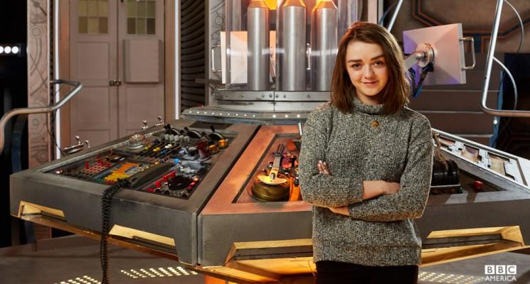 Doctor Who: Maisie Williams (Game of Thrones) va faire une apparition