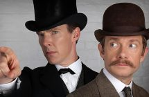 The Sherlock Special: un trailer pour un épisode spéciale noël