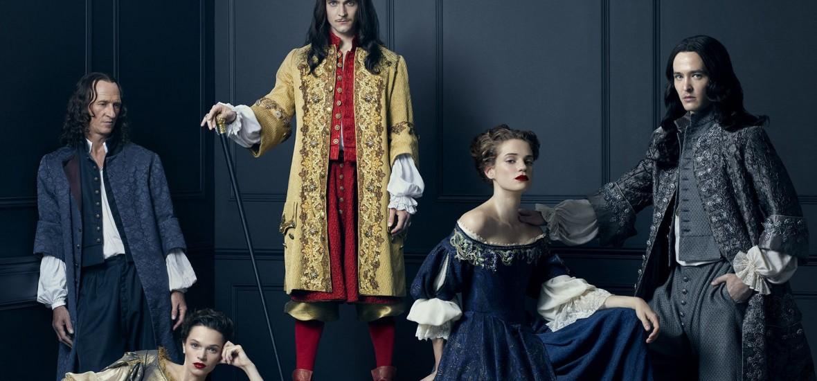 Versailles : la monarchie française en a pour son rhume