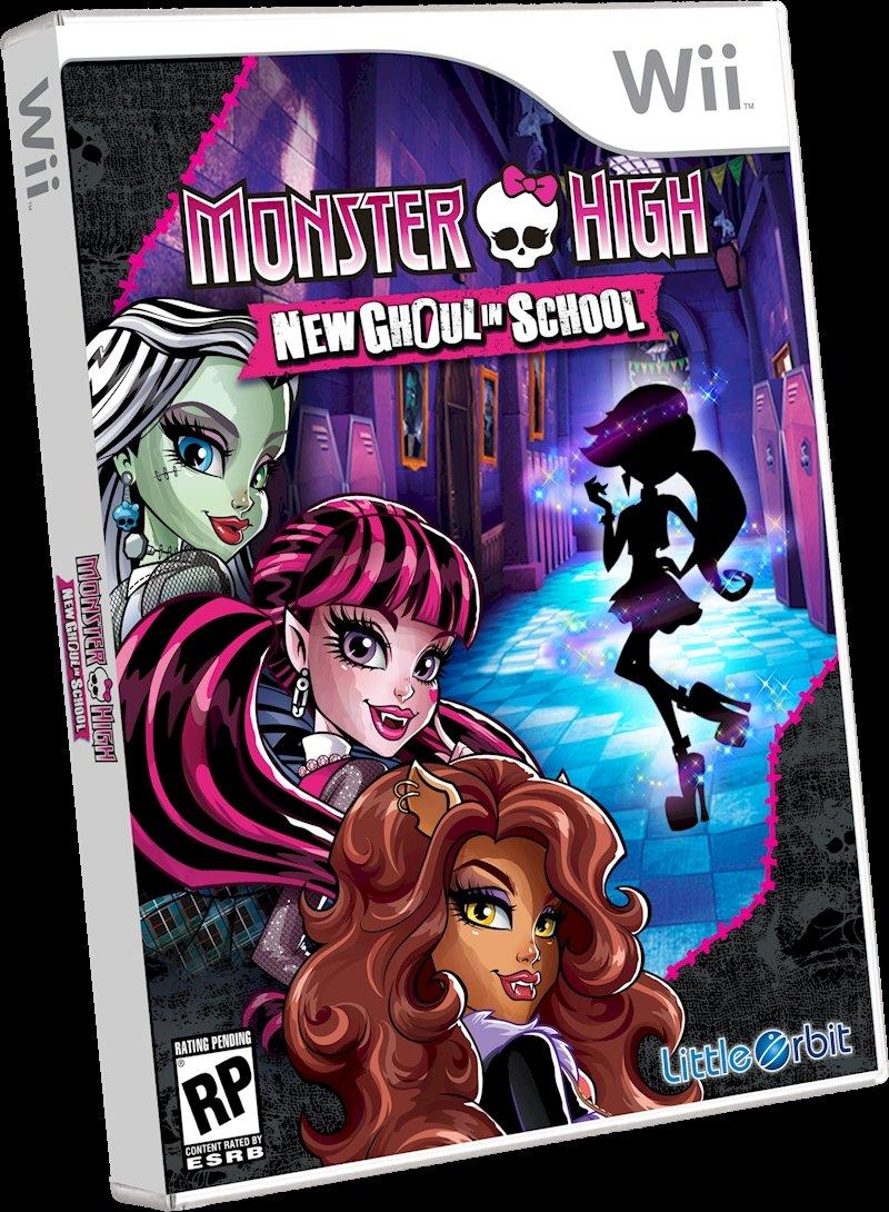 Monster high le film a un r alisateur - Toutes les monster high ...