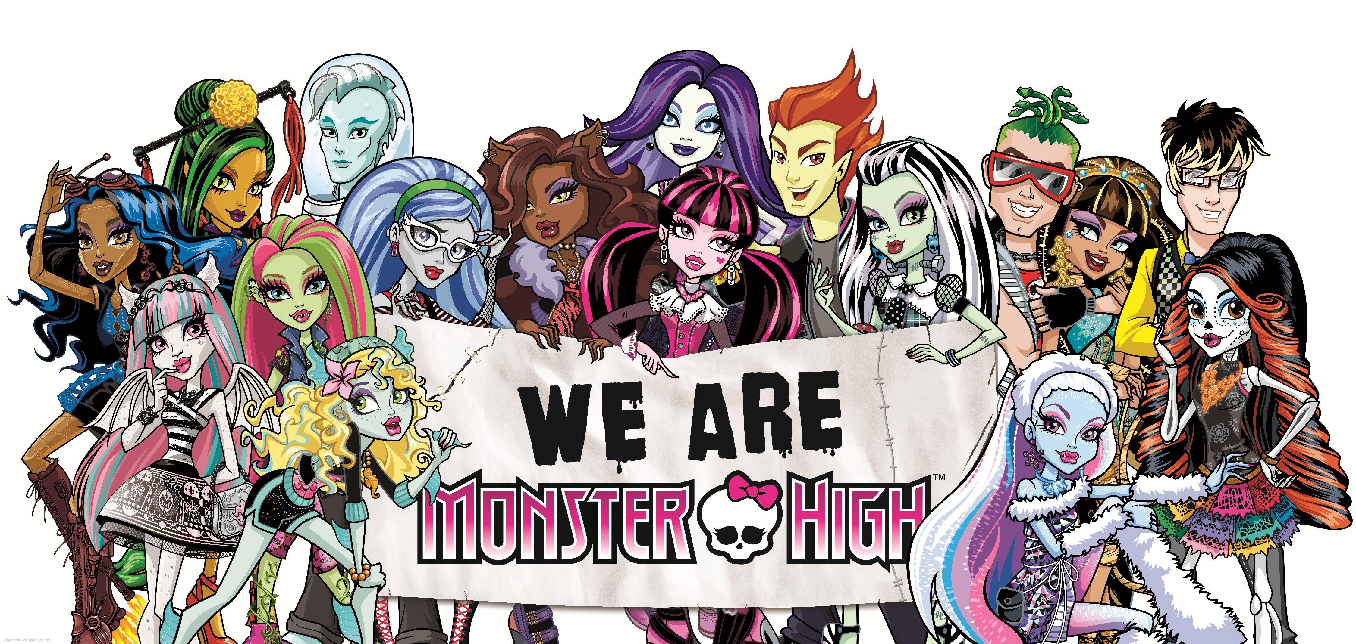 Monster high le film a un r alisateur - Personnage monster high ...