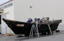 Une mystérieuse flotte de navires fantômes échoue au Japon