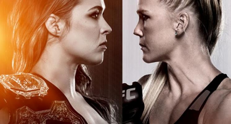 UFC 193 : Holly Holm passe le K.-O à Ronda Rousey (vidéo)