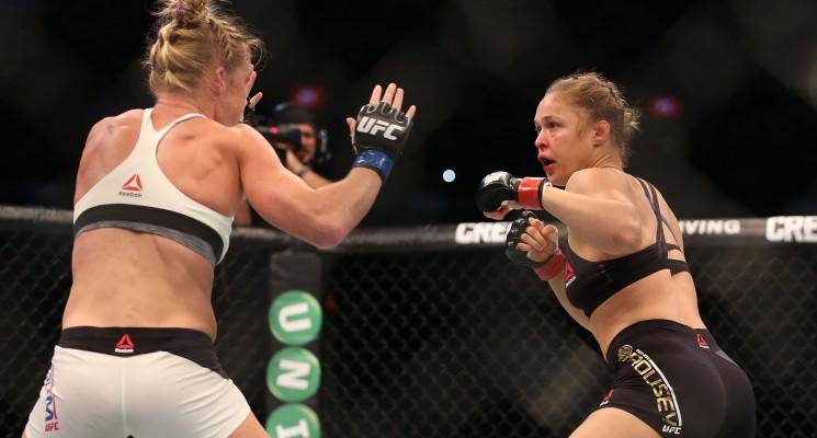 UFC 193: Ronda Rousey dit qu'elle sera de retour