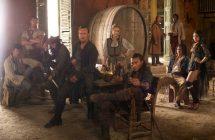 Black Sails saison 3: plusieurs vidéos pour la série pirate