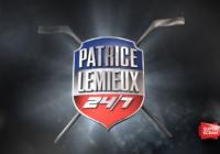 Patrice Lemieux 24/7 saison 2 dès ce soir à Super Écran