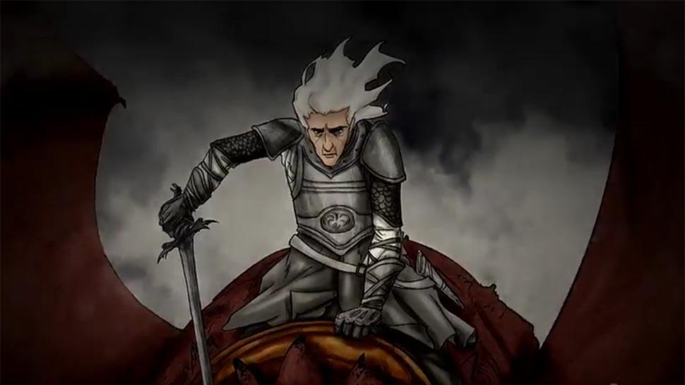 the ice dragon george rr martin pdf