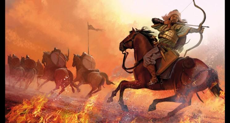 Barbarians Rising recoit le feu vert de History