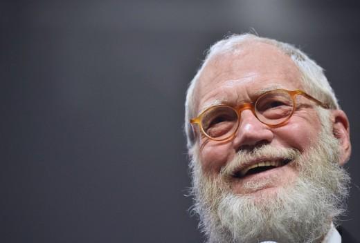 David Letterman: sa nouvelle barbe ne fait pas l'unanimité