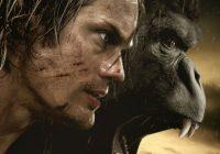 The Legend of Tarzan: premières images d'Alexander Skarsgard