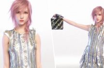 Final Fantasy XIII: Lightning en Louis Vuitton
