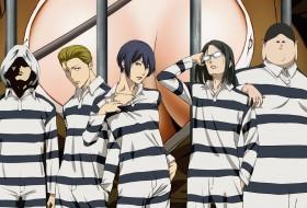 Prison School: des images de la saison 2 et un OAV
