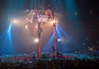Motley Crue: Tommy Lee reste coincé pendant son solo de batterie