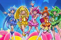 Pretty Cure: un recueil d'illustrations pour PreCure