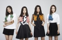 Red Velvet est le girl group K-pop le plus téléchargé de 2015