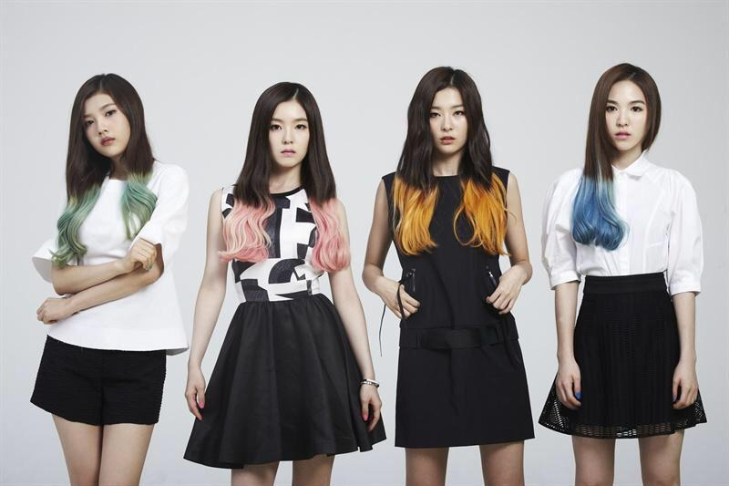 Red Velvet Est Le Girl Group K-pop Le Plus Tu00e9lu00e9chargu00e9 De 2015
