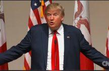 Donald Trump n'a PAS dit qu'il pourrait tirer sur quelqu'un