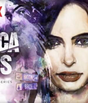 Netflix:  Jessica Jones renouvelé et une série The Punisher