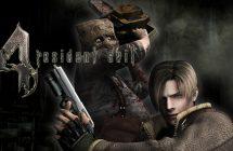 Resident Evil 4, 5 et 6 débarquent sur PS4 et Xbox One
