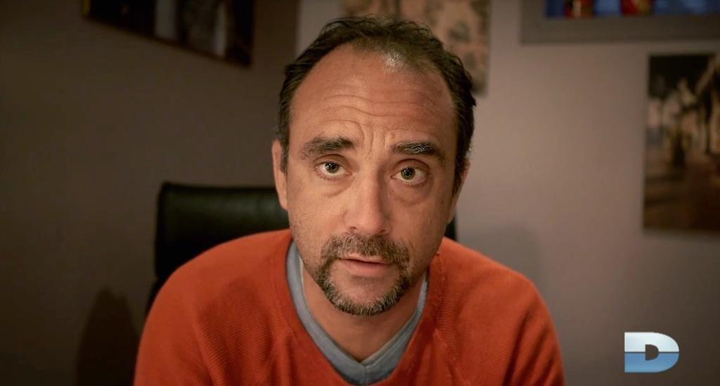 Mourir:  Stéphane Gendron affronte ses démons à Docu-D