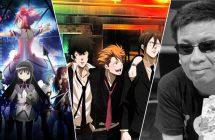 Gen Urobuchi: nouveau projet pour l'auteur de Psycho-Pass, Madoka Magica et Fate/Zero