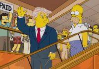 Donald Trump président: Les Simpson l'ont déjà fait