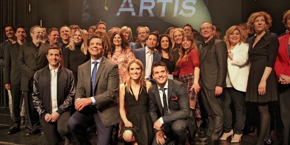 Le 31ième Gala ARTIS: Les nommés sont..
