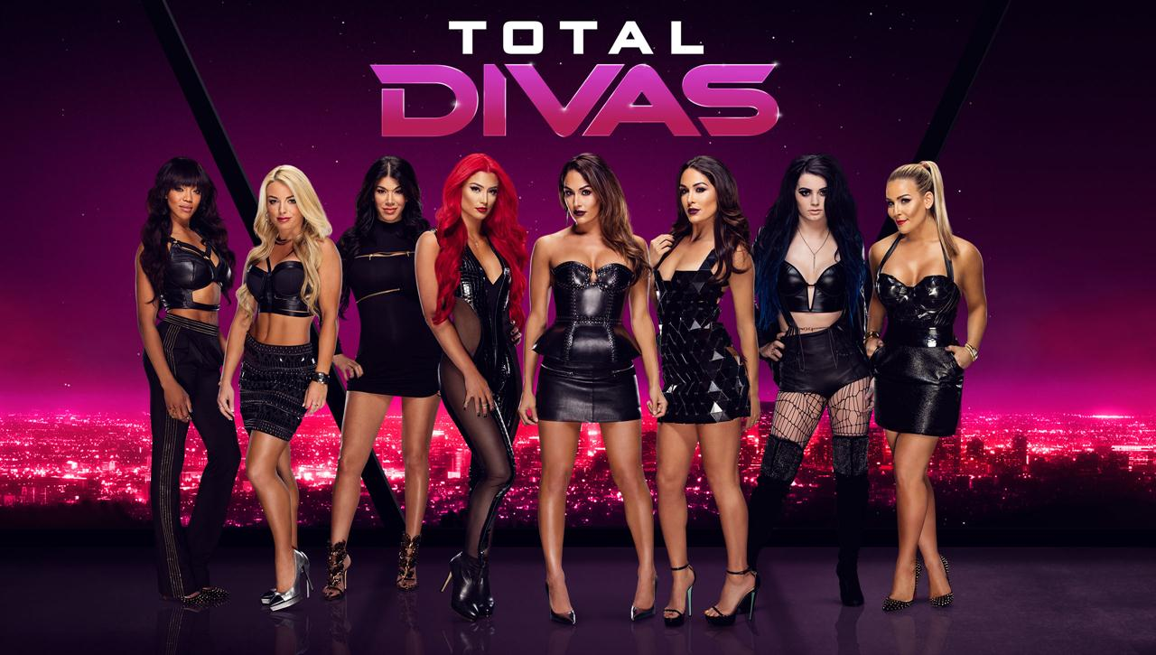 Total Divas renouvel&#...