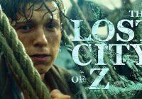 Une première bande-annonce pour The Lost City of Z