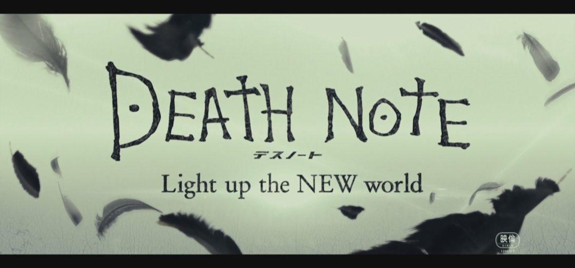 Death Note – Light up the new world: un premier teaser