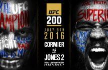 UFC 200: Daniel Cormier et Jon Jones en tête d'affiche