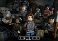 Rogue One: A Star Wars Story: le trailer en Lego!