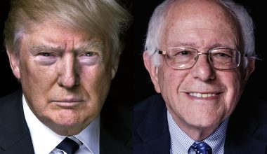 L'ultime débat Sanders-Trump diffusé chez Fox News