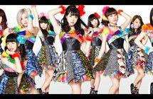 Japan Expo 2016: le groupe d'idole Cheeky Parade confirmé