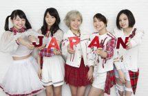 Japan Expo 2016: le groupe d'idole Babyraids JAPAN confirmé